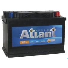 ATLANT BLACK 75Ач R+ EN660A 278x175x190 ZLN3053U0551B0 B13