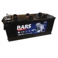 Bars 190Ач R+ EN1250A 524x239x223 B13