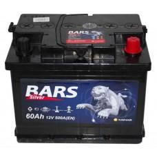 Bars 60Ач L+ EN530A 242x175x190 B13