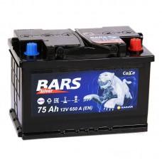 Bars 75Ач R+ EN650A 278x175x175 B13