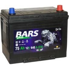 Bars Asia 75Ач R+ EN640A 258x173x220 B01