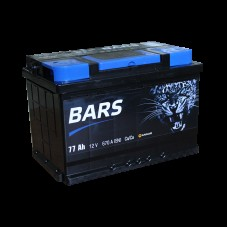 Bars 77Ач R+ EN670A 278x175x190 B13