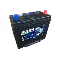 Bars Asia 50Ач R+ EN450A 236x129x220 B01